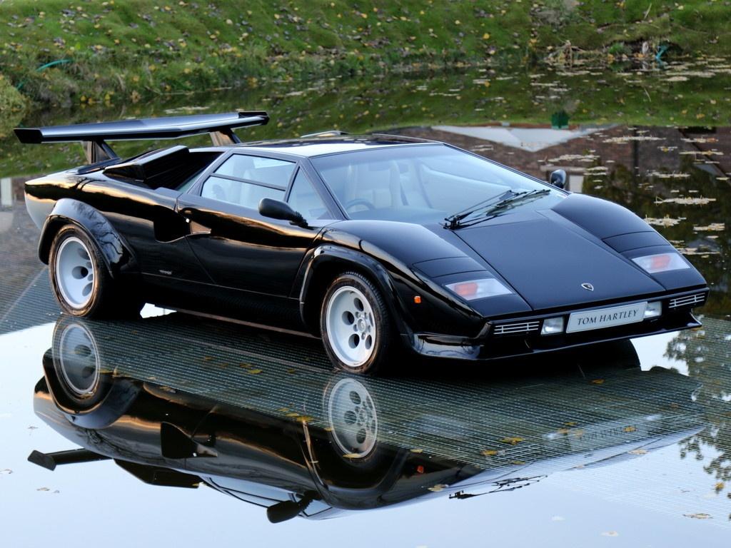 1983 Lamborghini Countach 5000s For Sale In Uk At Tom Harley