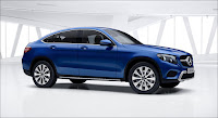 Mercedes GLC 300 4MATIC Coupe 2018