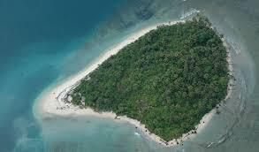 foto pulau ujuang