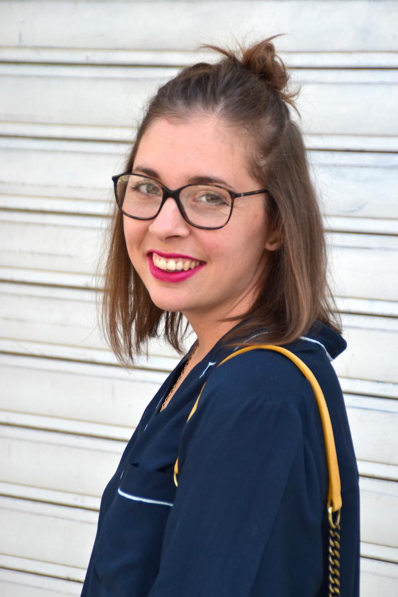 lunette de vue chanel, chemise pyjama H&M
