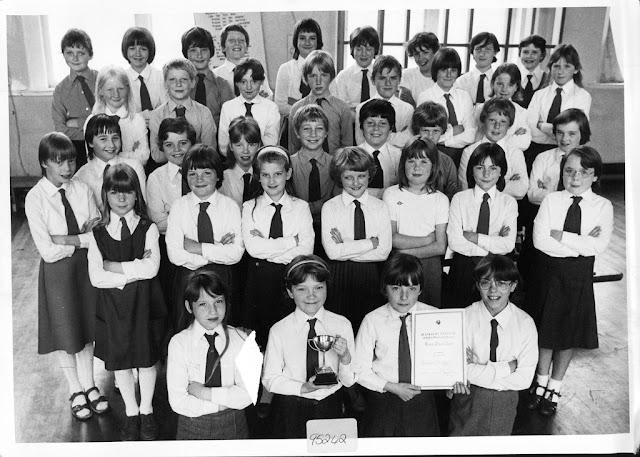 Haslingden Old and New   : Haslingden County Primary School