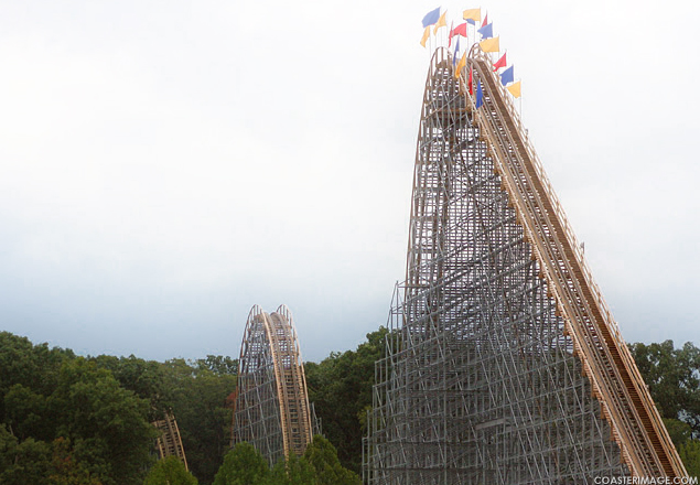 Bobbie's Roller Coaster And Theme Park Reviews: THE VOYAGE ...