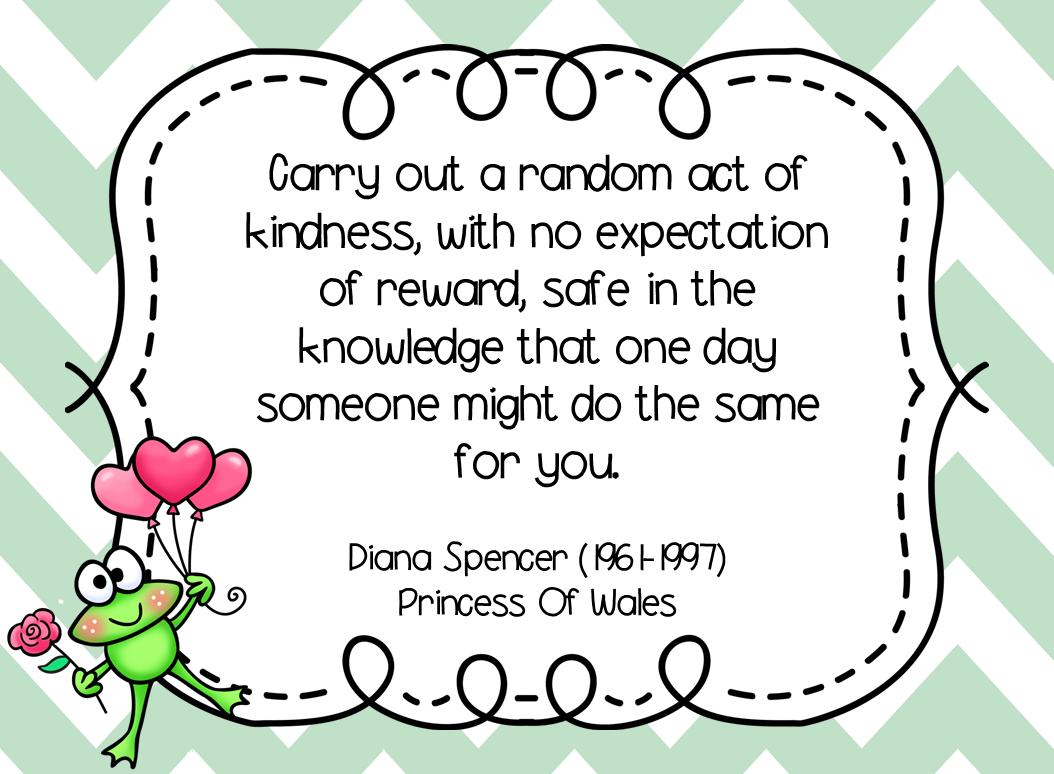 Valentine S Day Random Act Of Kindness Activity Bundle