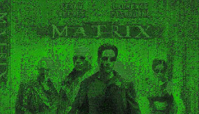 The Matrix-ASCII