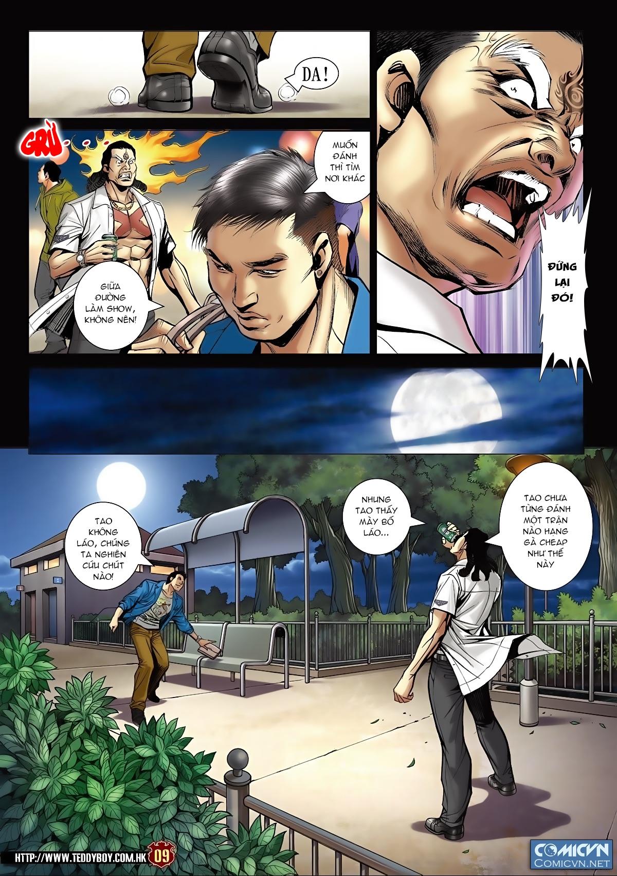 Người Trong Giang Hồ - Chapter 1555: Quá khứ khó quên 2 - Pic 8