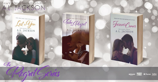 Promo: The Regret Series by A.L. Jackson