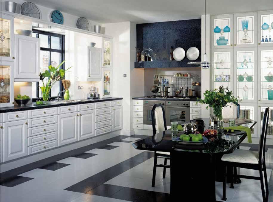 Model Keramik Dapur Pada Lantai