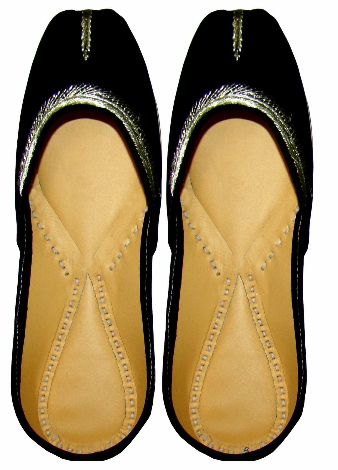 Beauty And Fashion Mex Sherwani Shoes