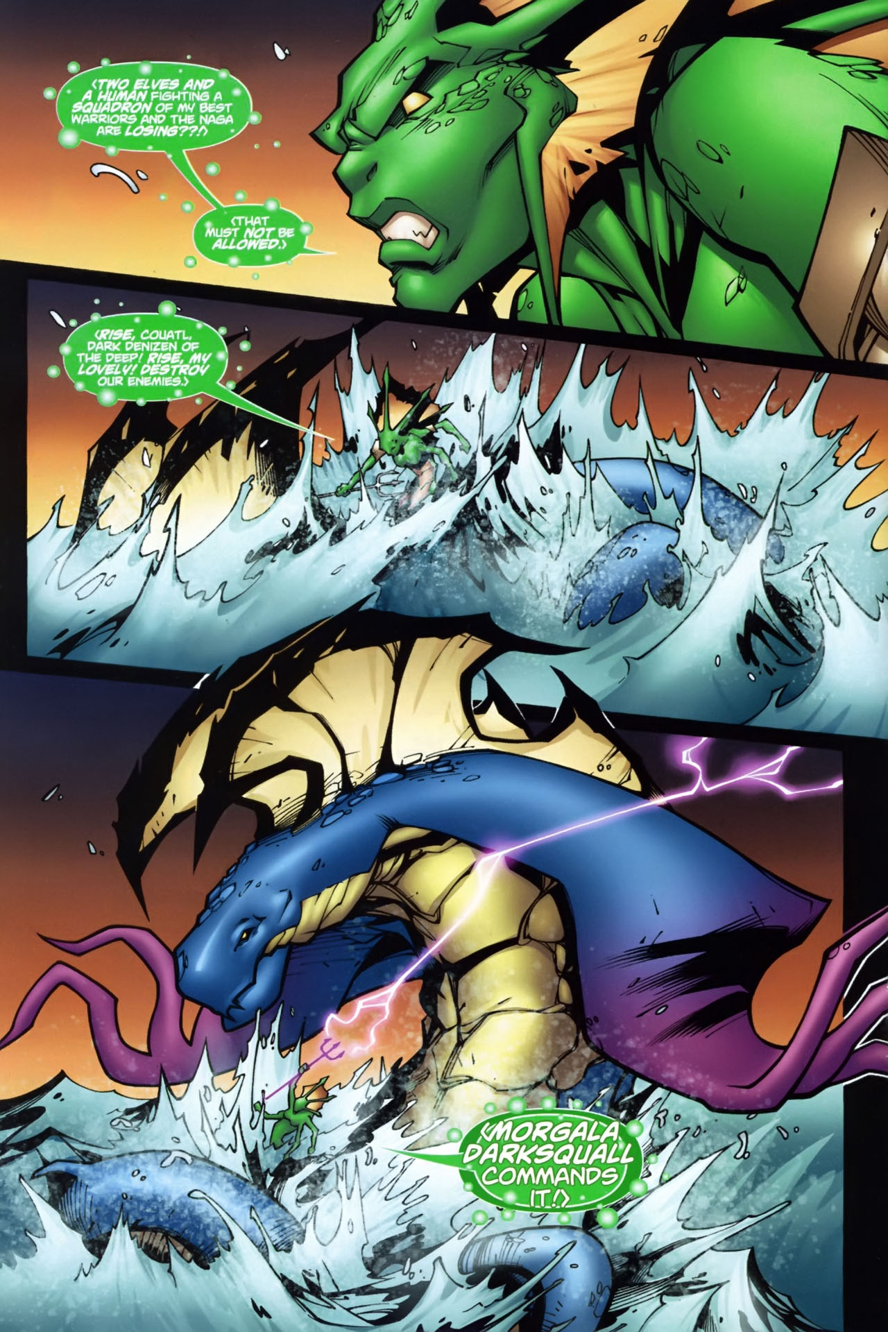 Read online World of Warcraft comic -  Issue #7 - 9