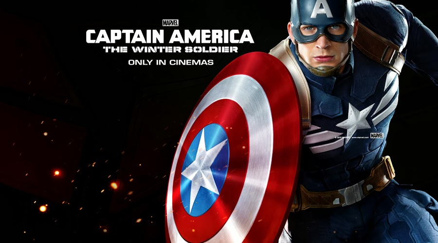 Captain America: The Winter Soldier - Chris Evans