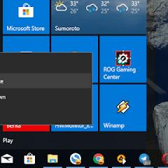 Memunculkan Pilihan Hibernate di Windows 10