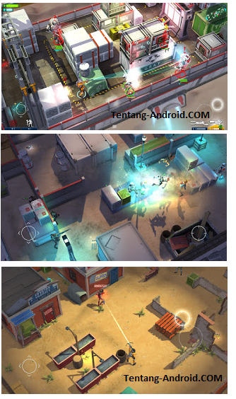 Space Marshals MOD APK+DATA New Version For Android