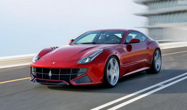 2017 Ferrari FF Coupe Specs