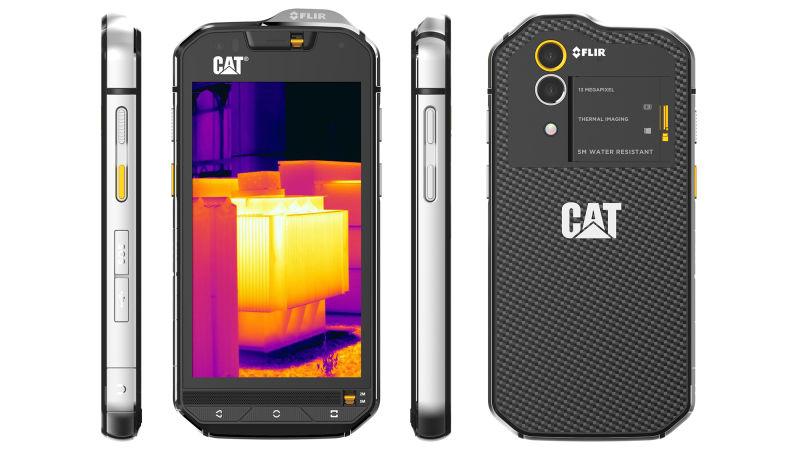SMARTPHONE TERBARU CATERPILLAR - CAT S60 HARGA Rp.12.000.000 63cb58fbfb