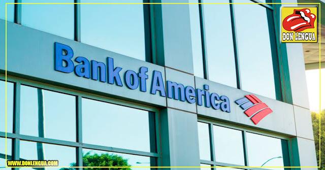 Bank of America bloqueó los consumos con sus tarjetas de débito y crédito en Venezuela
