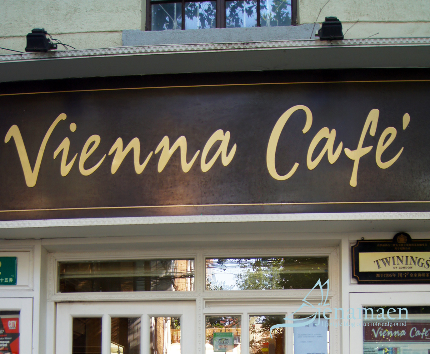 Vienna Cafe, Shanghai, China