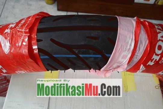 Ban Federal KVB SUku Cadang Asli Honda - Daftar Harga Ban Luar Tubeless dan Ban Dalam Federal Untuk Semua Jenis Motor Honda Matic Dari AHM Astra HOnda Motor Genuie Part