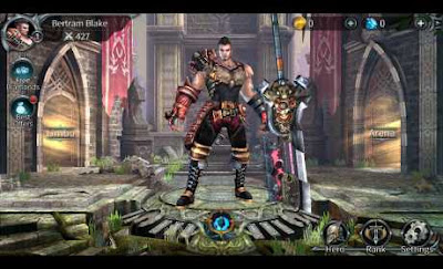 The World 3: Rise of Demon v1.28 Apk + Mod (Unlimited Blood) + Data for android
