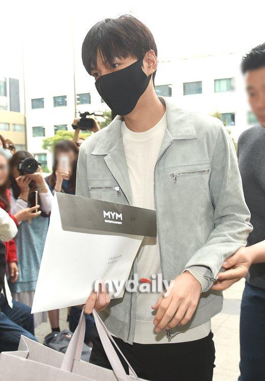 Lee Min Ho askerden terhis olmaya hazırlanıyor