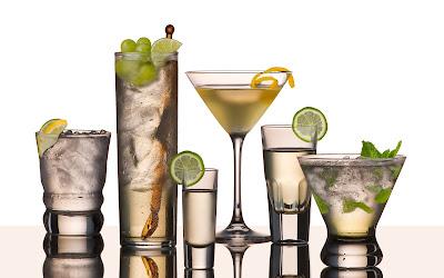 Los 5 tragos más alcohólicos del mundo