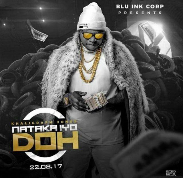 Khaligraph Jones – Nataka Iyo Doh |Download Mp3
