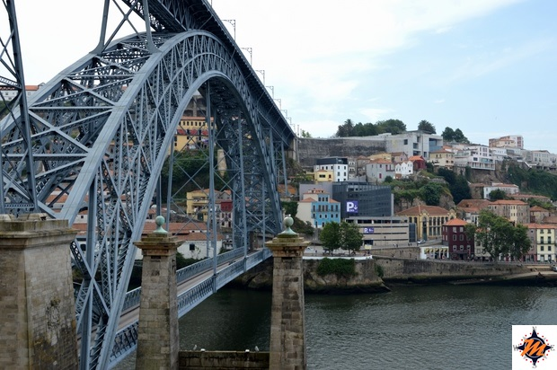 Oporto, ponte Dom Luis I