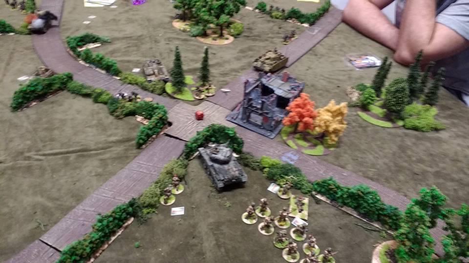 BRIGADA TRIPEIRA: Battlegroup Demo Game - No nosso