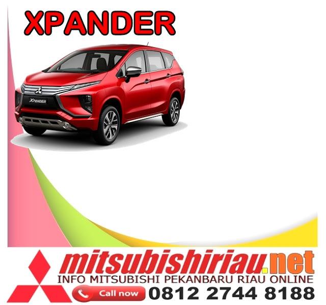 Promo Kredit DP Ringan Xpander Pekanbaru Riau