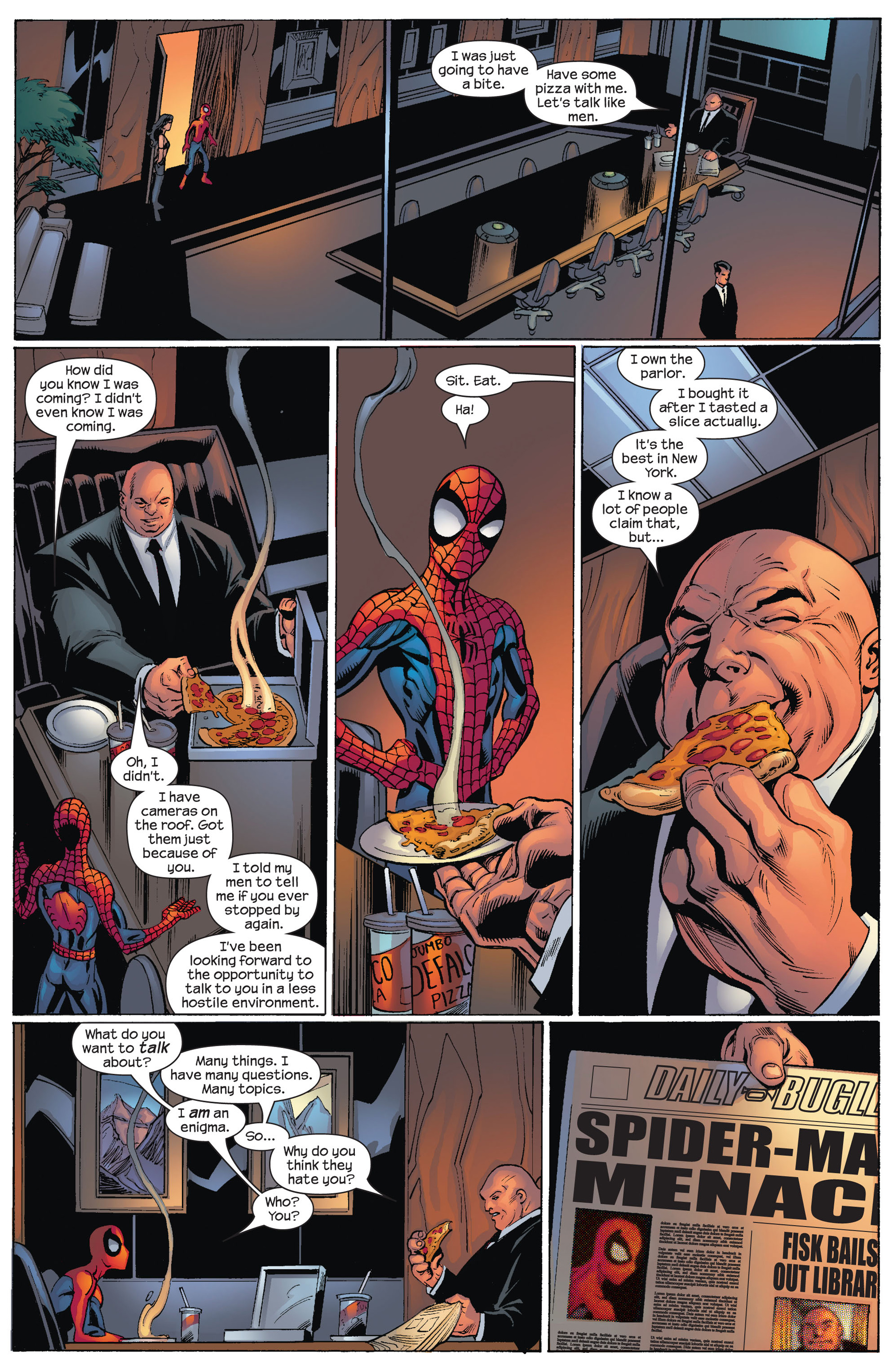 Read online Ultimate Spider-Man (2000) comic -  Issue #80 - 17