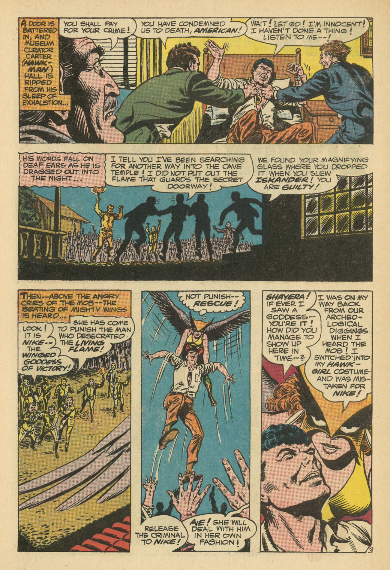Hawkman (1964) issue 20 - Page 6