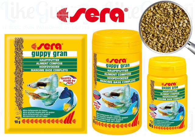 SERA • Guppy Gran