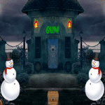 Play 8BGames Santa Park Escape