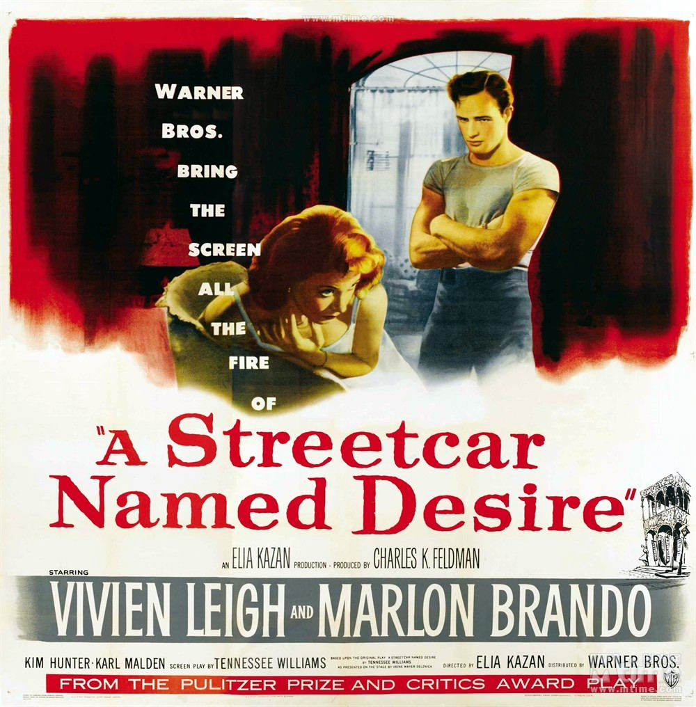the element that ties the characters of a streetcar named desire together Summary later that same evening, blanche and mitch are returning rather late from a date they are discussing the failure of the evening blanche takes the blame for the failure because she feels that it is the lady's duty to entertain the gentleman.
