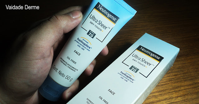 Neutrogena Ultra Sheer FPS 70