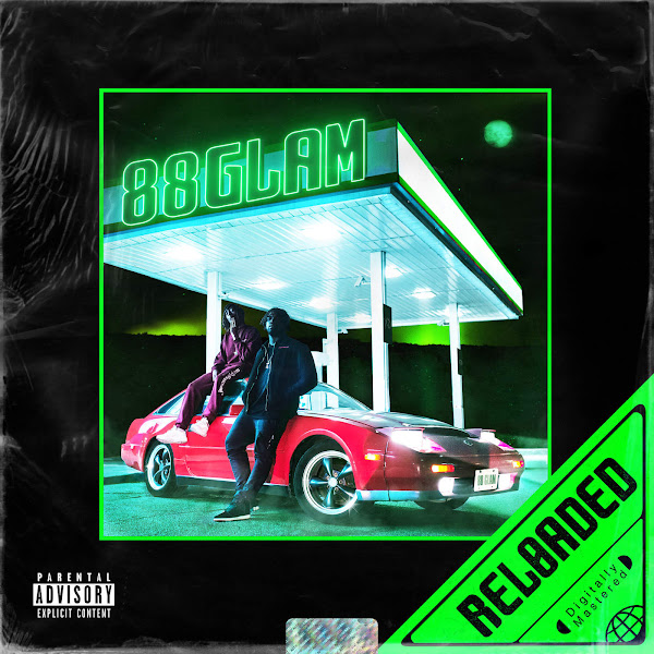 88GLAM - Bali (feat. NAV & 2 Chainz) [Remix] - Single Cover