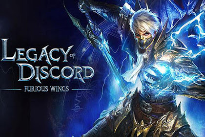 Download Game Android Legacy Of Discord : Furious Wings Apk Terbaru