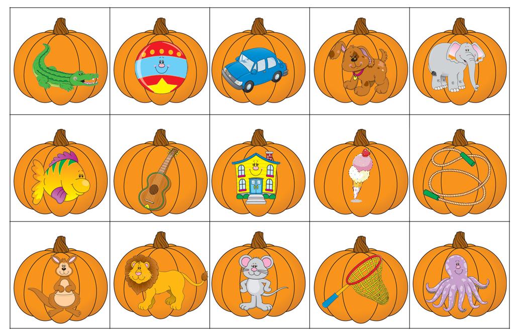 Aloha Kindergarten!: Fall!