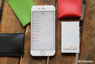 thiết bị hai sim dành cho Iphone