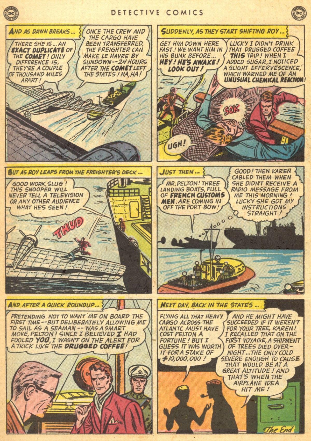 Read online Detective Comics (1937) comic -  Issue #170 - 24