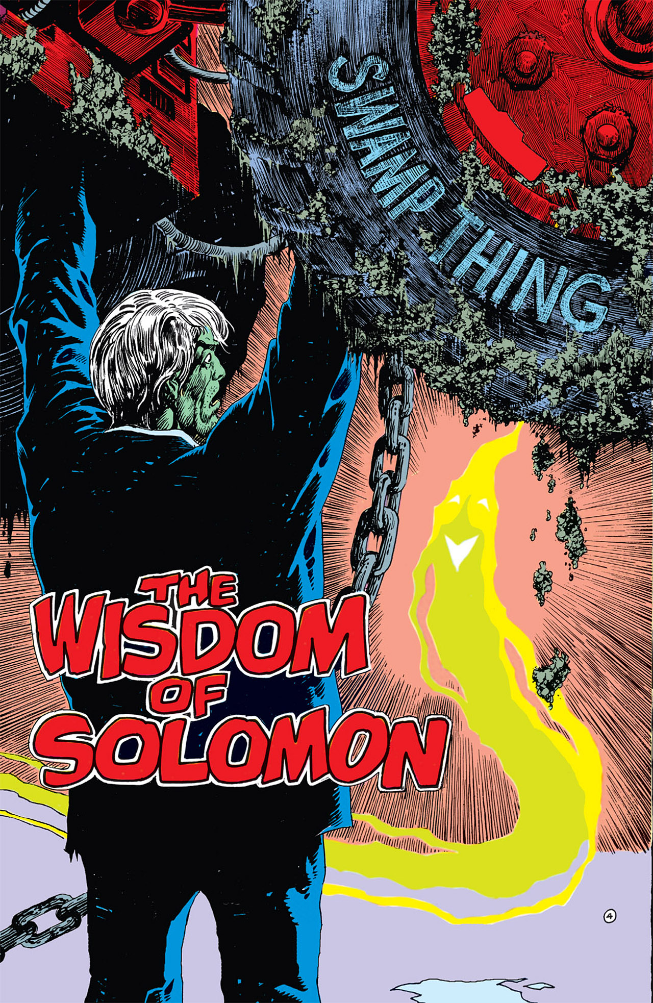 Swamp Thing (1982) Issue #67 #75 - English 6