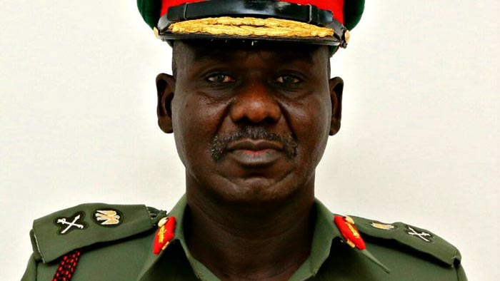 Chief of Army staff Tukur Buratai and his wives own landed properties in Dubui