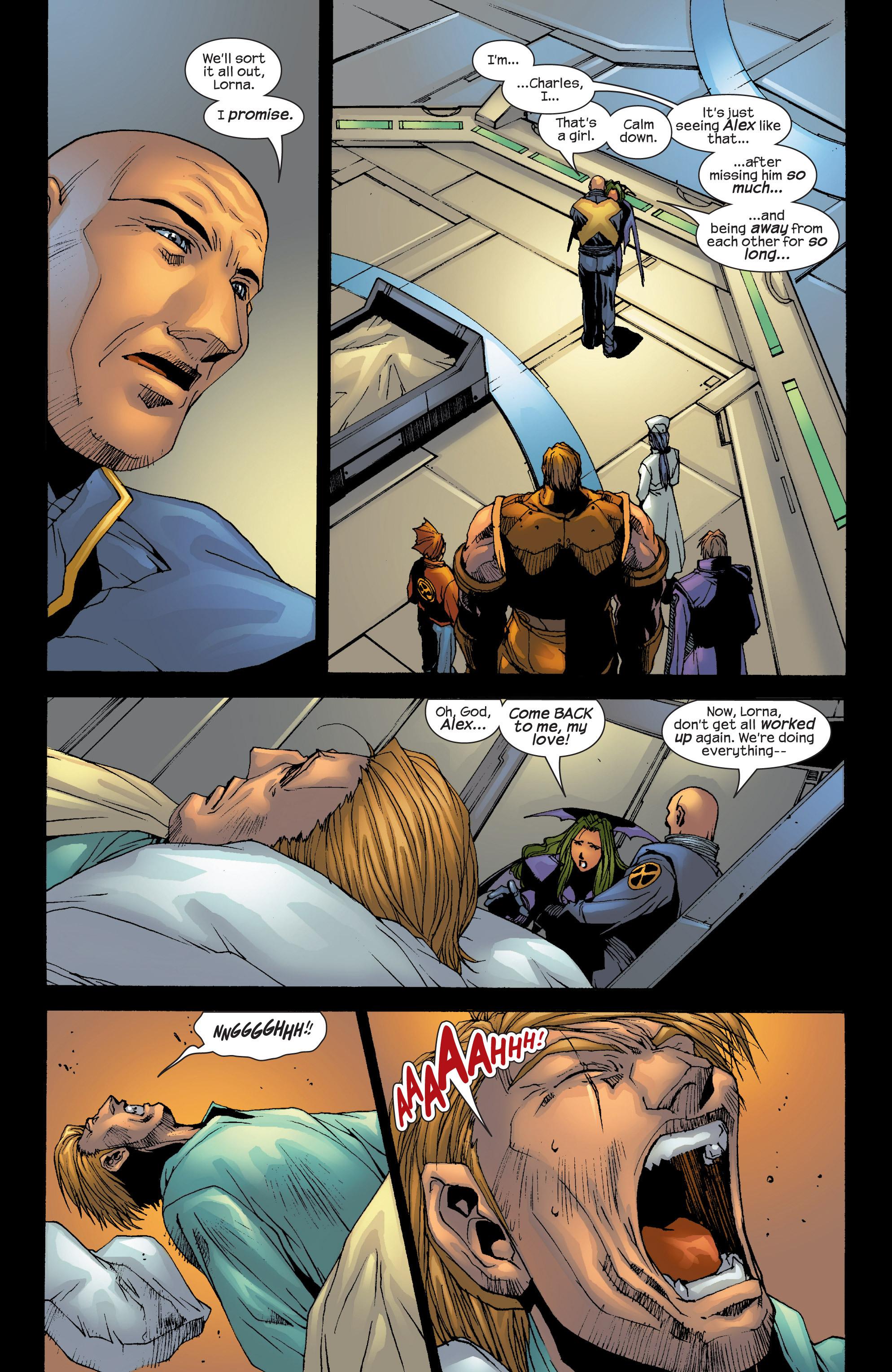 Read online Uncanny X-Men (1963) comic -  Issue #419 - 8