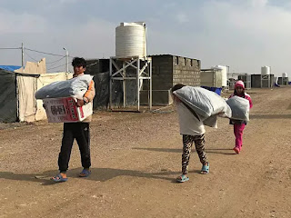 Iraq closes camps for displaced, pushes families into peril