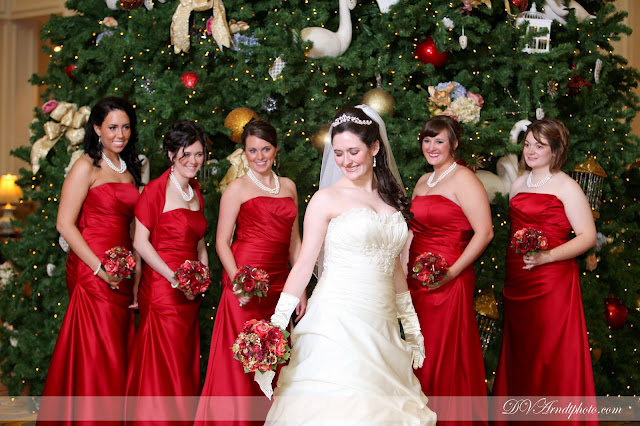 A Beautiful Christmas Walt Disney World Wedding On Magical Day Weddings
