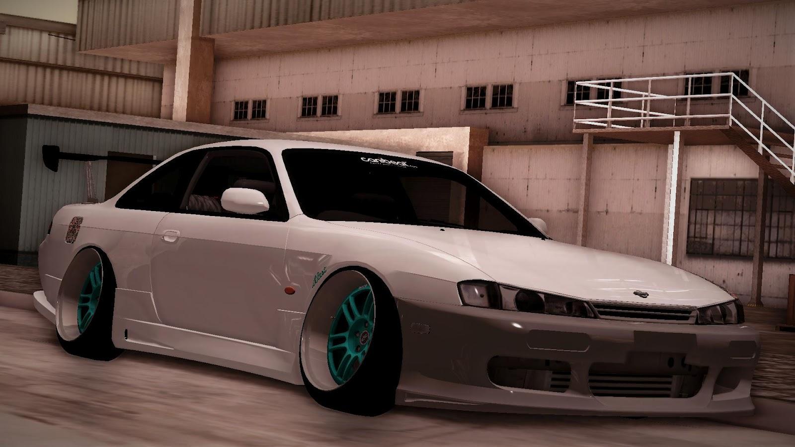 Autos Media: Nissan Silvia S14 JDM