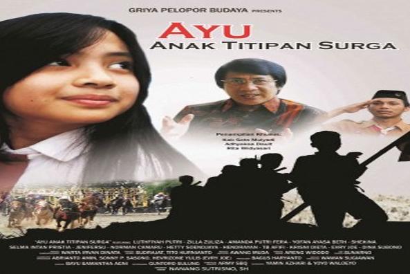 Jadwal Tayang Film Ayu Anak Titipan Surga 2017