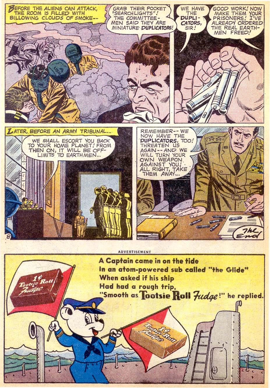 Strange Adventures (1950) issue 101 - Page 32