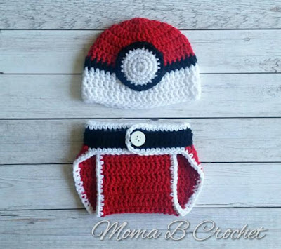 Pokeball Baby Set