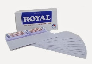 amplop royal 90