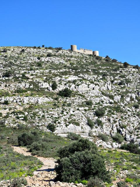 Toroella de Montgrí Castell
